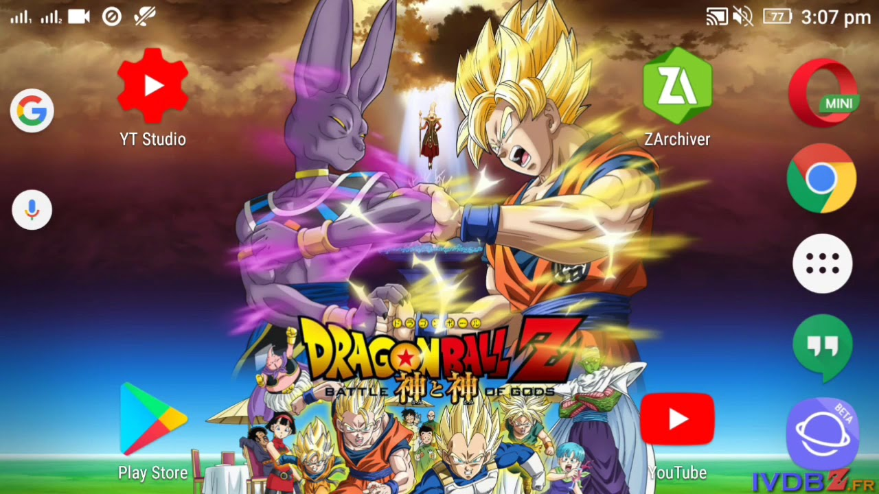 dragon ball z battle of gods download for android