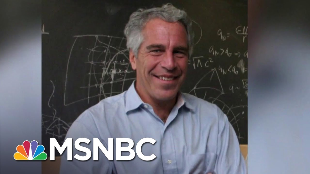 Jeffrey Epstein Dies By Suicide In His Jail Cell | MSNBC