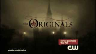 The Originals || Season 1 Trailer [AU]