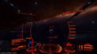 PvP. Harassing Station Griefer with a Federal Dropship. Elite Dangerous 2.4