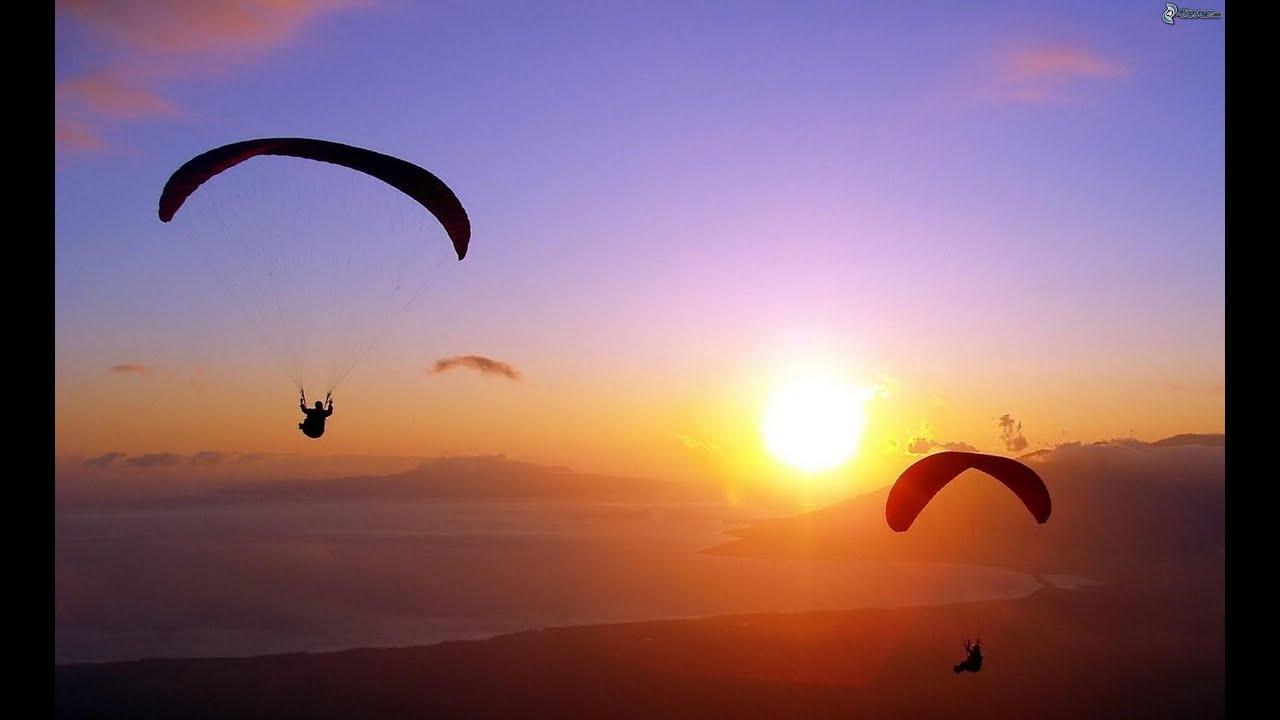 Paragliding Wallpaper Hd Salto Base Paracaidismo Gta V Online Modo 1ra Persona