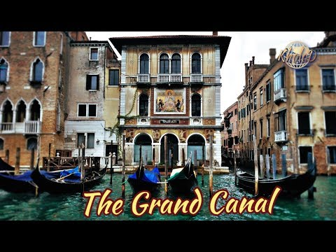 The Grand Canal. Venice .Italy / Canal Grande