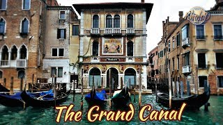Video The Grand Canal. Venice .Italy / Canal Grande download MP3, 3GP, MP4, WEBM, AVI, FLV September 2018