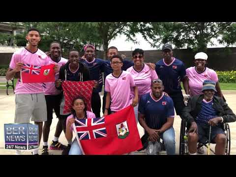 Bermuda Fans In New Jersey For Gold Cup, June 24 2019