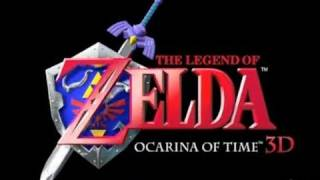 Zelda: Ocarina of Time: 3DS Trailer (E3 2011)