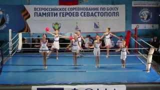 Бокс и гимнастки