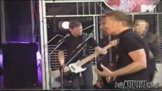 Metallica - Last Caress & So What [Live MTV Europe Music Awards November 14, 1996]