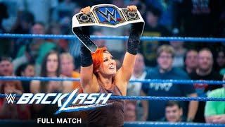 FULL MATCH - SmackDown Women's Title Six-Pack Challenge: WWE Backlash 2016