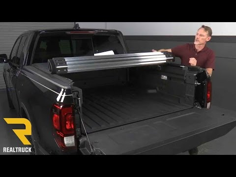 How to Install TruXedo Titanium Tonneau Cover on a 2017 Honda Ridgeline