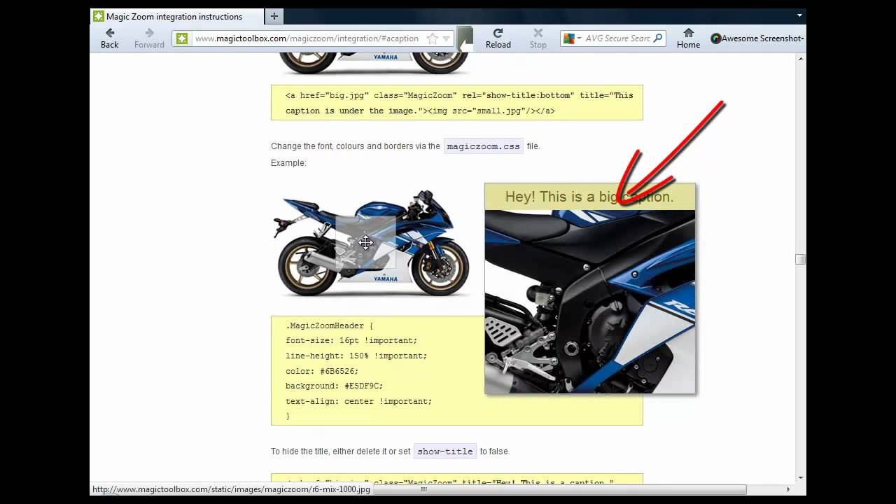 size 40 12f7c 9d4a7 How to zoom images on hover in Dreamweaver