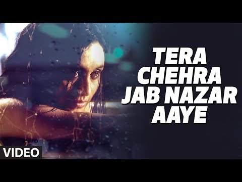 "Tera Chehra Jab Nazar Aaye Ft. Rani Mukherjee (Full video Song) - Adnan Sami ""Tera Chehra"""