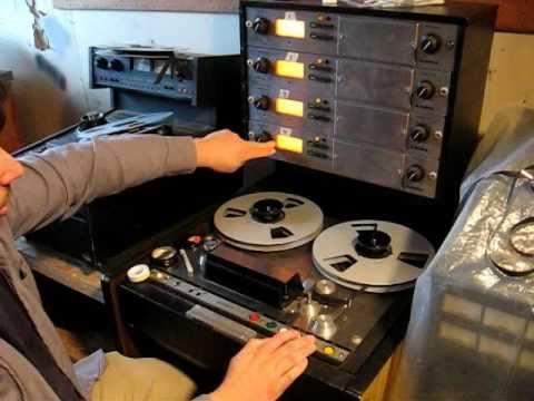 Vintage Equipment Music Editing