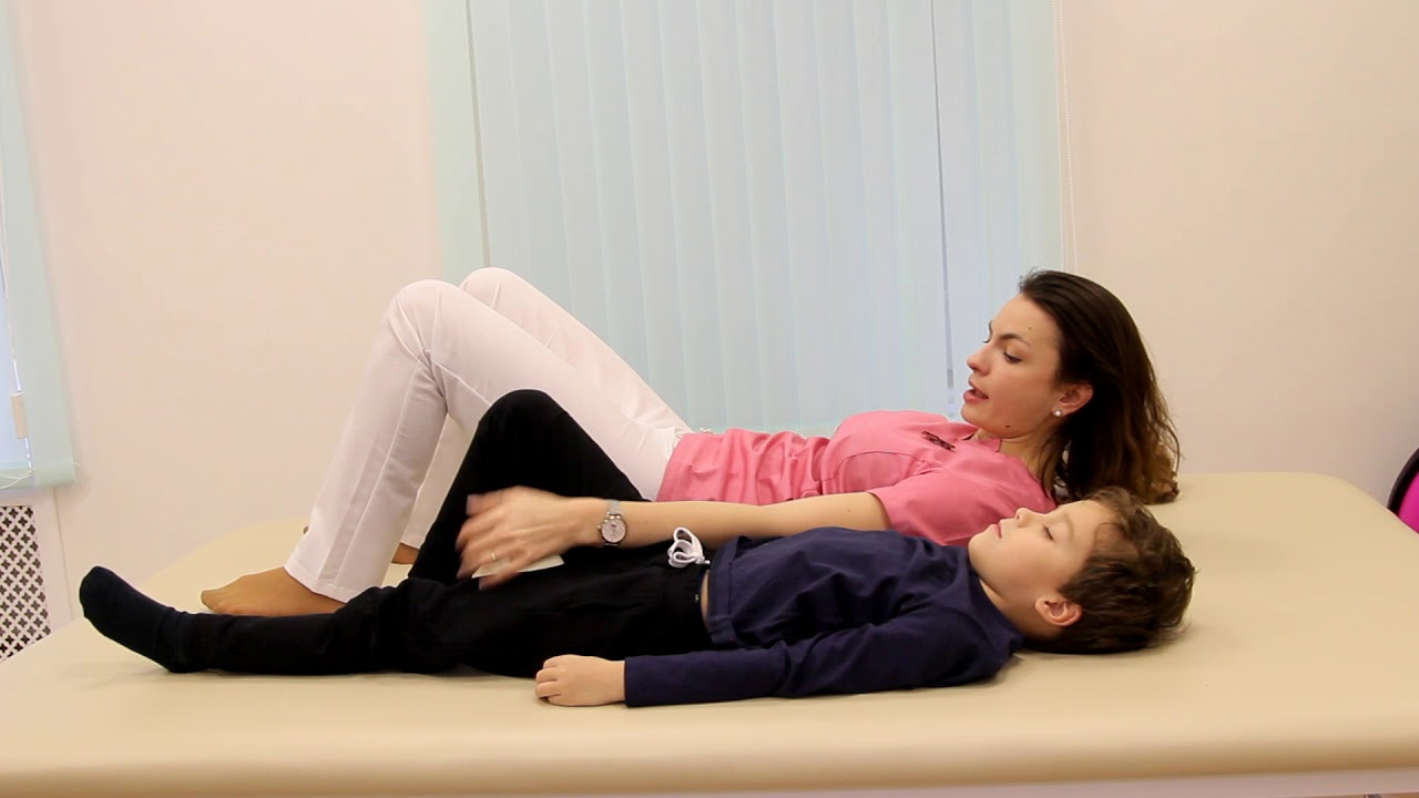 Двигательная  гимнастика для детей. Врач по лечебной физкультуре «МЦР-дети» Алина Кузякина