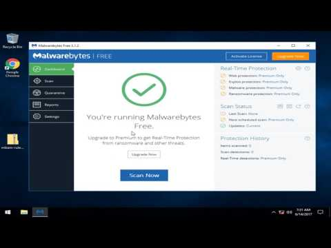 How to Update Your MalwareBytes Database Manually