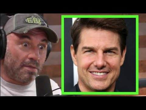 Joe Rogan  Tom Cruise is Crazy but AWESOME!