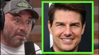 Joe Rogan - Tom Cruise is Crazy but AWESOME!