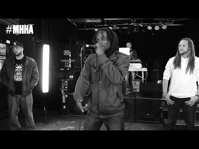 MadCity Cypher (Madison Hip Hop Awards 2013)