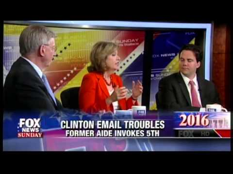 USA Today's Susan Page Blasts Clinton's Handling Of Emails