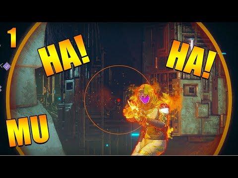 SHUTTING DOWN SUPERS WITH Mu Ha Ha! | Destiny 2 EP. 1