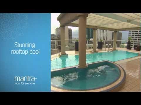 Accommodation Sydney CBD, Bond Street - Mantra