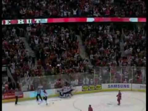 Jordan Eberle Goal WITHOUT PIERRE MCGUIRE World Juniors