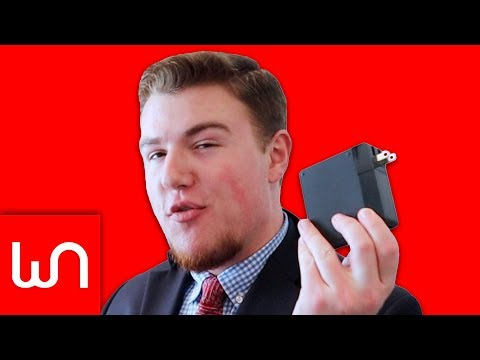 mophie powerstation hub Unboxing!