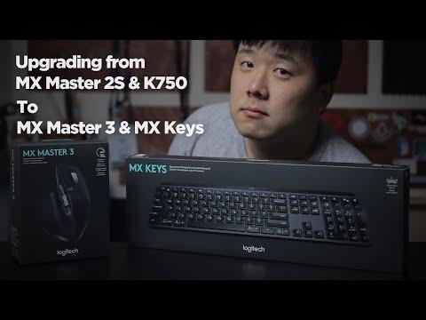 Logitech MX Master 3 & MX Keys Review - Does It Fit My Workflow?