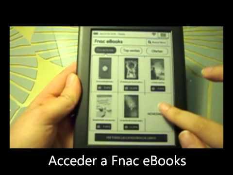 Xombit   Visión Rápida Del Libro Electrónico Fnac Touch