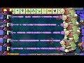 Plants vs Zombies Hack - Scaredy-shroom vs Giga-Gargantuar