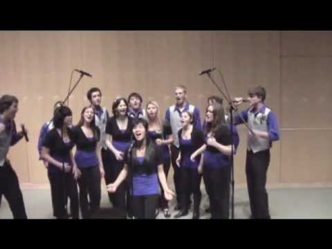 Swing Life Away Olin Power Chords A Cappella Youtube