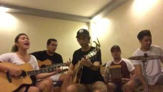 Huling Sayaw - Kamikazee ft. Kyla (Alas Quattro Acoustic Cover ft. Anica Ordan)