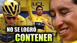 Egan Bernal Entre Lágrimas Se Corona Como El Primer Colombiano Campeón Del Tour De Francia