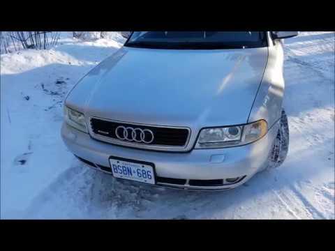 2001 Audi A4 Quattro Full Review