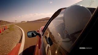 The Stig vs The Ferrari   Top Gear America   BBC America