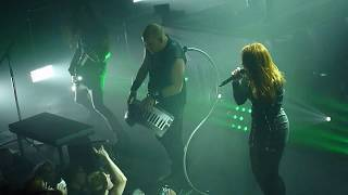 Epica - Victims Of Contingency (live @ Hedon Zwolle 20.10.2017) 3/3