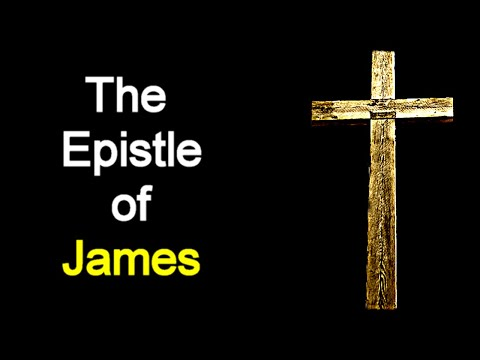 The Epistle of James - Audio Bible Reading (New Testament / NASB)