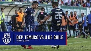 Deportes Temuco vs. Universidad de Chile  - 25 febrero 2018