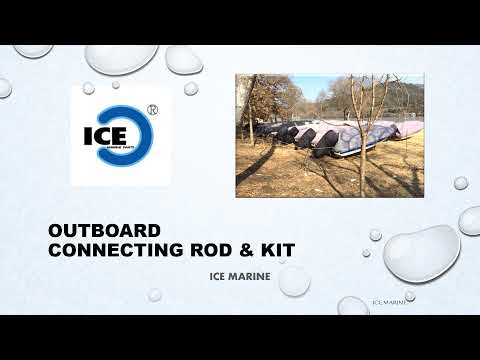 Outboard Connecting Rod & Connecting Rod Kit