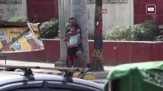 Hostage taking near PUP in Sta. Mesa, Manila