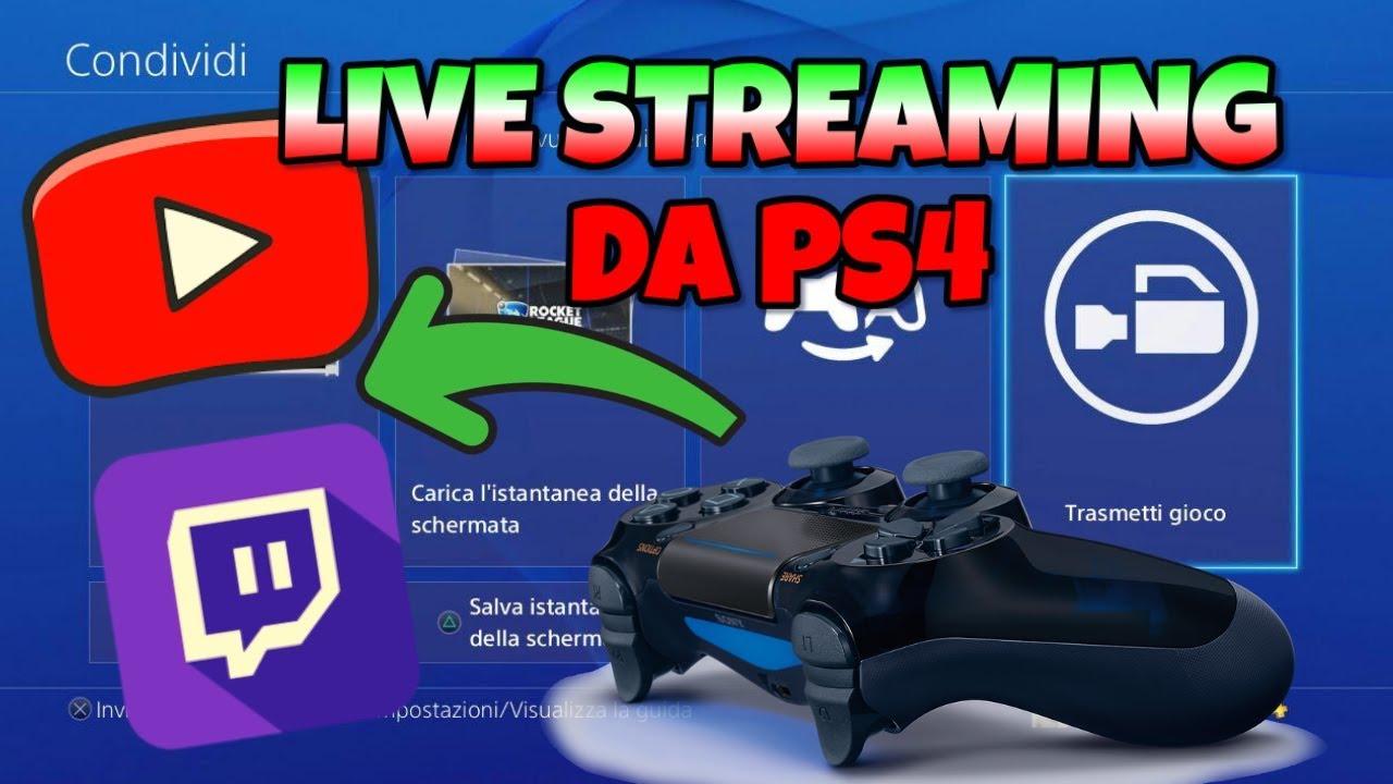 Come streammare su Twitch | Tutorial per PS4, PC e Xbox ...