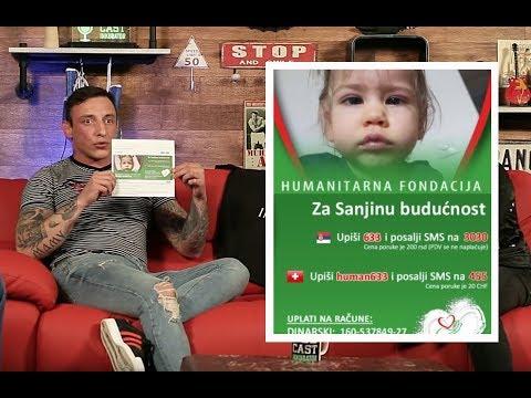 "Dušan Džakić - ""Molim Vas pomozite Sanji!"""