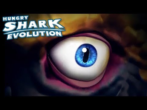 A NEW SHARK!?! - Hungry Shark Evolution - Ep 35 HD