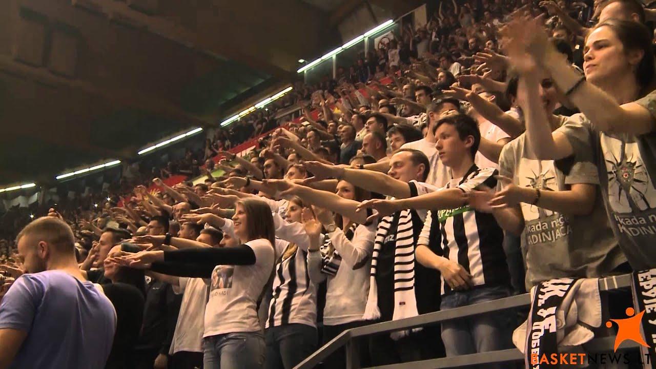 Basketnews.lt išpildė M. Vekterio svajonę - jis pabuvojo Belgrade