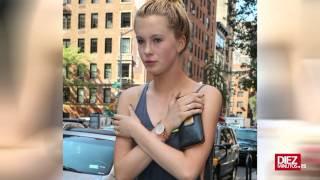 La hija de Kim Basinger, modelo