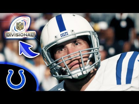 Whoops... DIVISIONAL ROUND | Madden 18 Colts Connected Franchise Ep. 17