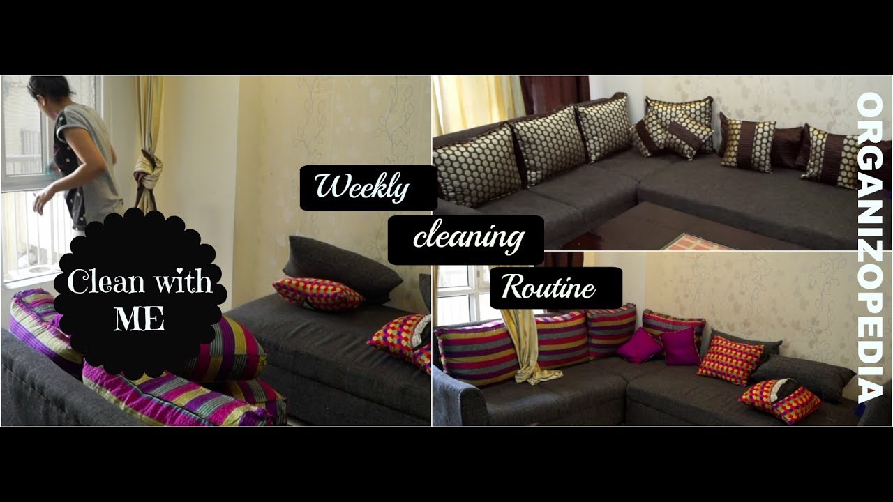 3 Easy Steps For Weekly Cleaning Routine Home Tip Tricks In Hindi Organizopedia