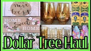 DOLLAR TREE HAUL | ALL NEW ITEMS | SEPTEMBER 6 2019