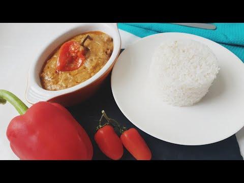 comment-cuisiner-la-sauce-d'arachide-||-mafÉ-:-recette(how-to-cook-peanut-butter-stew)
