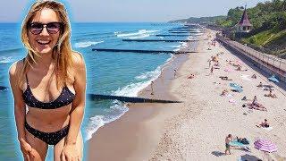 Где отдыхать в России на море. Пляжи Калининграда. Пионерский курорт