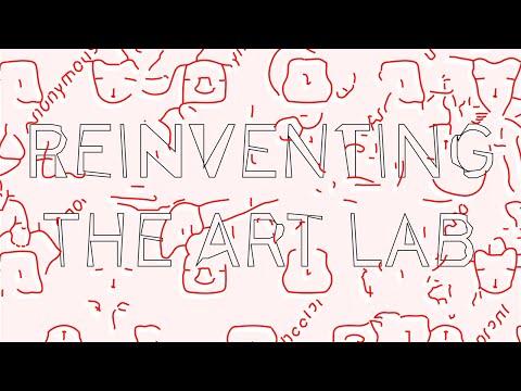 Live Stream: Reinventing the Art Lab | On the blockchain